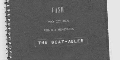 The Beat-Ables Ledger